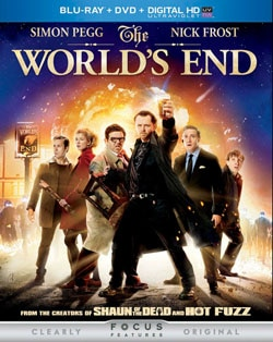 The World's End (Blu-ray / DVD)