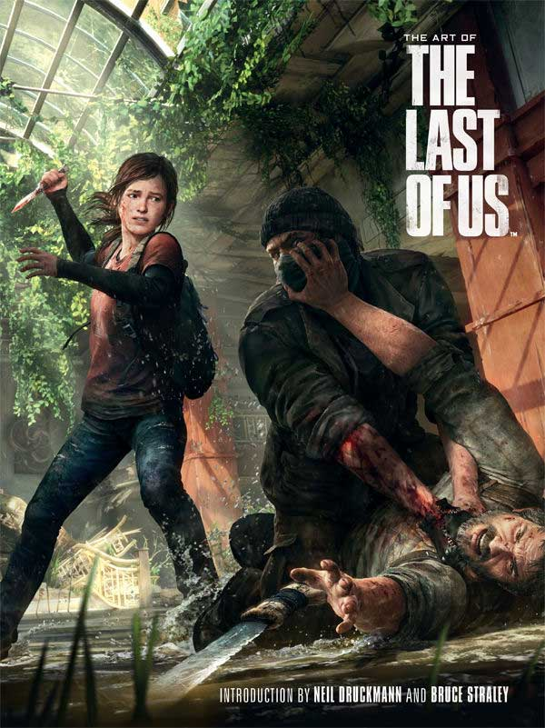 The Art of The Last of Us (Book)