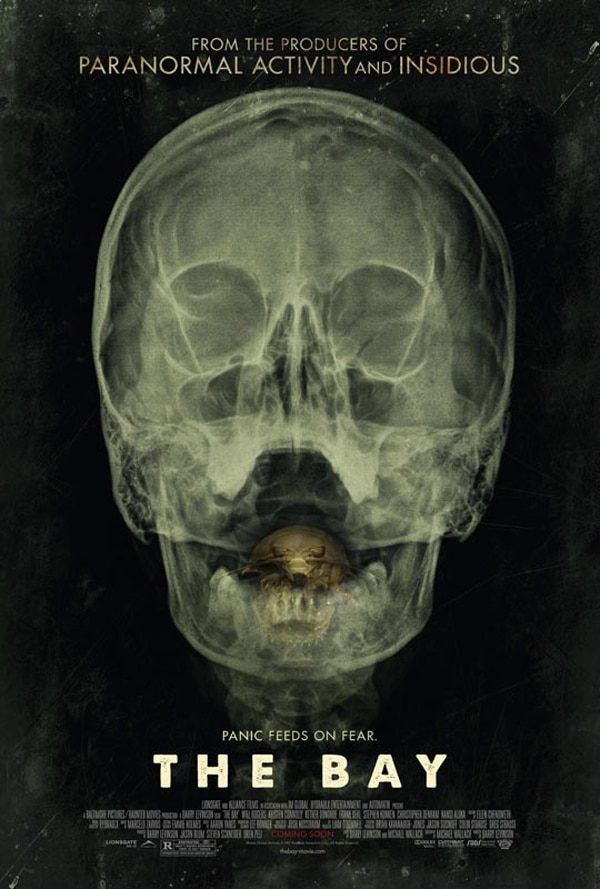 TIFF 2012: Get Infected by First Trailer and Poster for The Bay