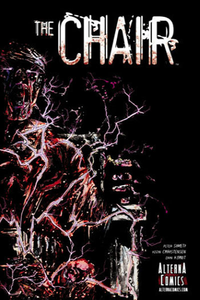 First Word on Feature Adaptation of Horror Comic The Chair
