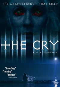 The Cry DVD (click for larger image)