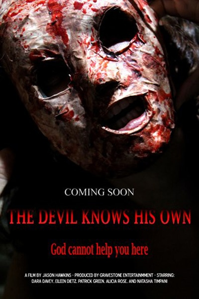 First Trailer and Artwork for Jason Hawkins' The Devil Knows His Own
