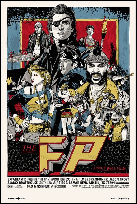 Trailer Debut for Brandon and Jason Trost's The FP