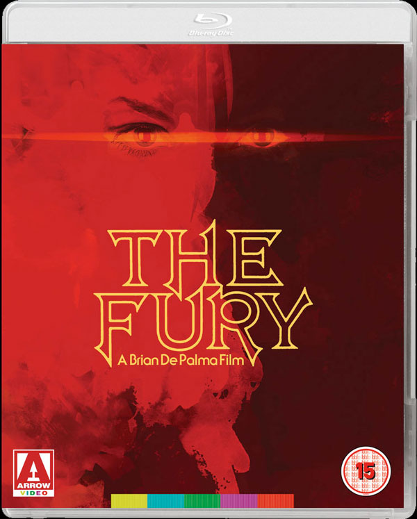 Arrow Video Unleashing The Fury on UK Blu-ray Later This Month