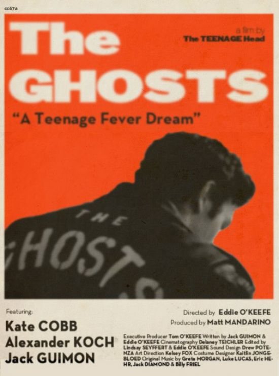 The Ghosts Cause Teens to Have Fever Dreams
