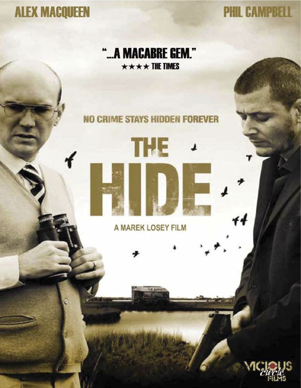 Vicious Circle Films Bringing The Hide to DVD in September