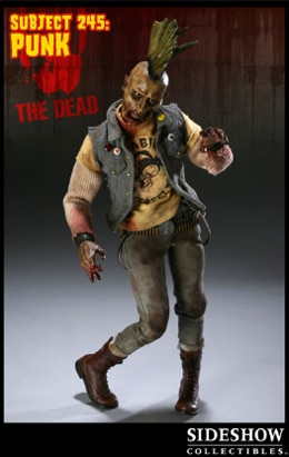 Subject 245: The Punk of The Dead!