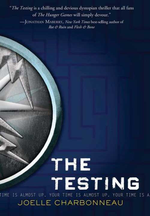 Another YA Is Adaptation Coming - The Testing from Paramount