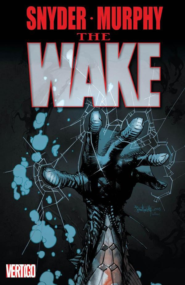 New Scott Snyder Horror/Sci-Fi Comic The Wake Begins in May></center></p> <p><center><a href=