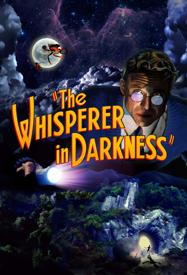 Grimmfest Favourite The Whisperer in Darkness Now Available in the UK