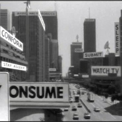 theylive1 - They Live: Collector's Edition (Blu-ray / DVD)