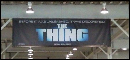 NYCC 2010: Matthijs van Heijningen Talks Effects in The Thing Prequel