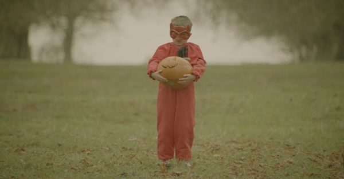 First Stills from Axelle Carolyn's The Halloween Kid Short Film