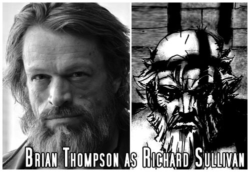 Brian Thompson Seated as the Lead in The Chair; Noah Hathaway Also Joins the Cast
