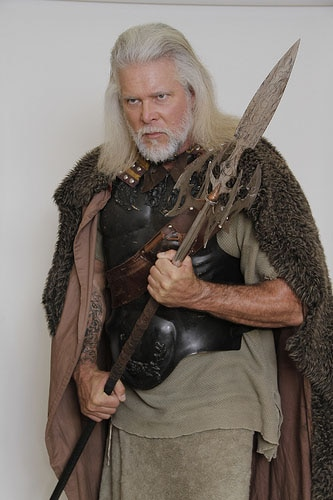thor2 - Character Images from Almighty Thor! Kevin Nash as Odin!