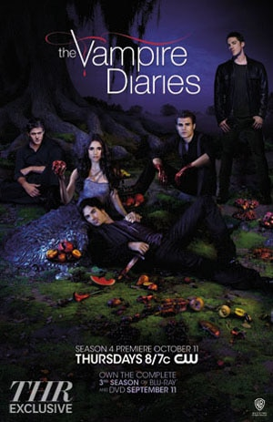 San Diego Comic-Con 2012: First Look Artwork: The Following, Supernatural, The Vampire Diaries, and 666 Park Avenue