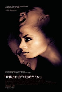 Three... Extremes poster