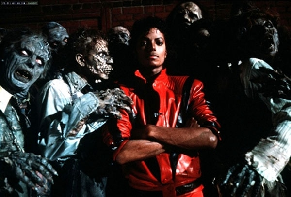 Thriller on DVD