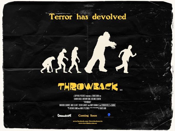 throwback - Second Trailer for Upcoming Sasquatchploitation Flick a Real Throwback