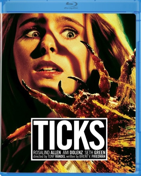Olive Films Unleashing Ticks on Blu-ray Along with a 30th Anniversary Edition of Cujo