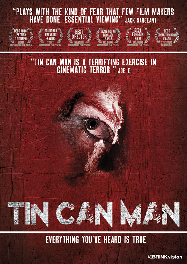 Release Details, Stills, and an Official Trailer Finally Arrive for Tin Can Man