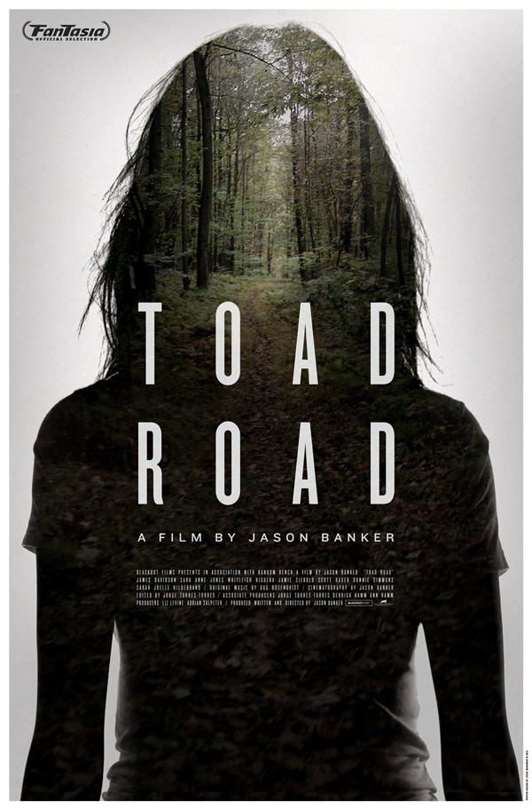 Fantasia 2012: Official One-Sheet and Teaser Trailer for Toad Road