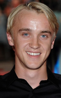 Tom Felton Going from Potter Franchise to Planet of the Apes