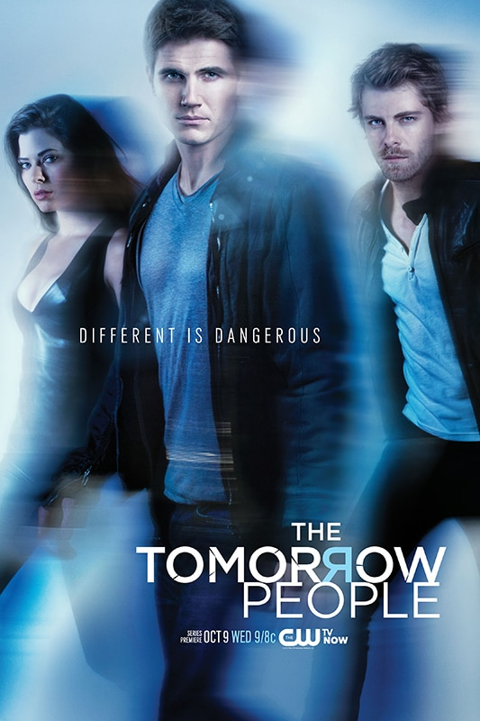 The CW's The Tomorrow People