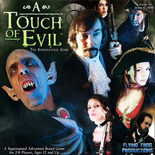 Tabletop Terrors: Hunt Monsters in Flying Frog's A Touch of Evil