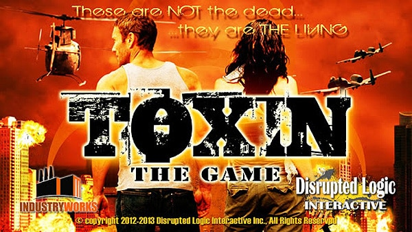 Toxin The Game: Zombie Annihilation