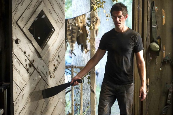 San Diego Comic-Con 2011: Exclusive Video Interview: James Frain Talks Upcoming Thriller Transit