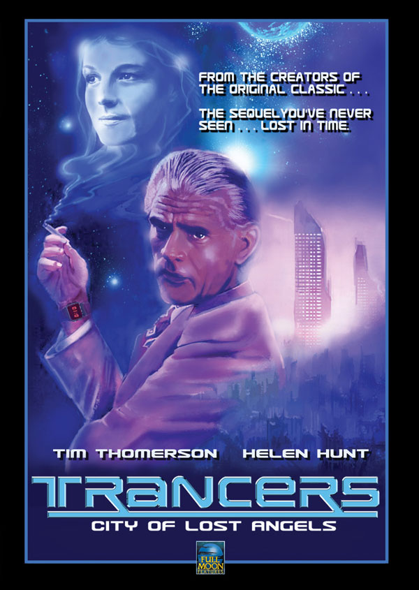 Trancers: City of Lost Angels DVD Wrap
