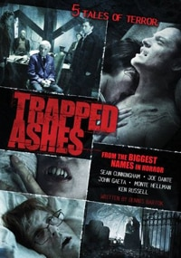 Trapped Ashes DVD review (click for larger image)