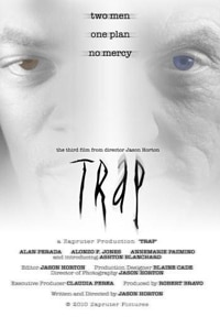 Jason Horton's Trap Now Available on DVD