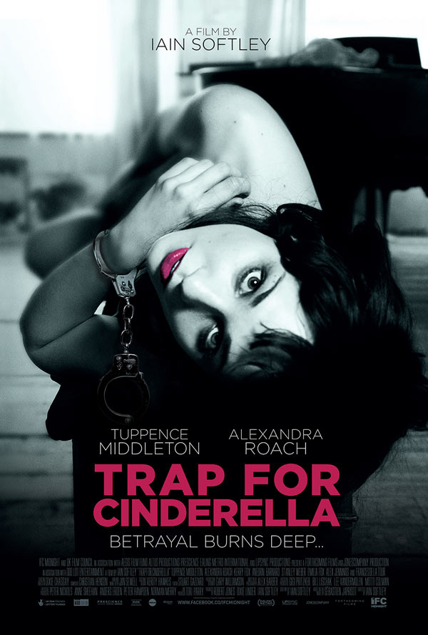 Trailer, Artwork, and Release Info for Iain Softley's Trap for Cinderella