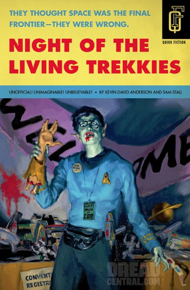 A New Mash-Up from Quirk Books - Night of the Living Trekkies