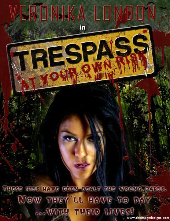 Trespass at Your Own Risk Preps for Filming