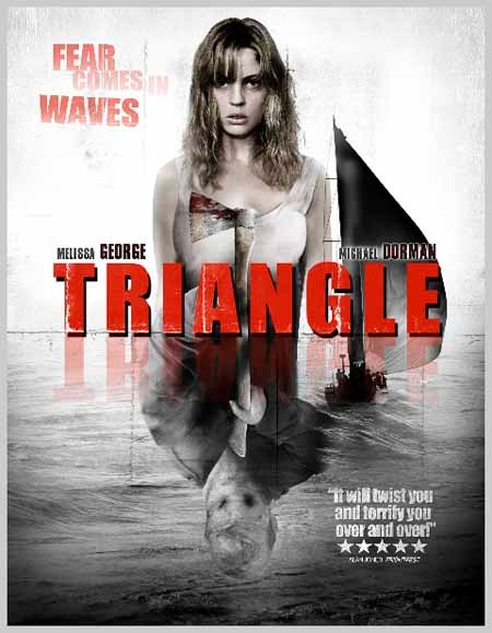 Triangle Stills, Trailer, and a Better Look at the DVD Artwork