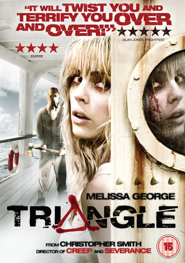 Triangle Splashes Onto UK DVD and Blu-ray This March