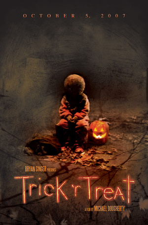Trick r Treat teaser art!