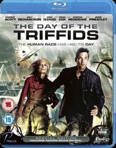 Triffids to Invade British Blu-ray February 22nd