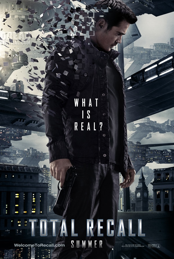 tros - Several New Total Recall Stills Remind You that There's No Mars
