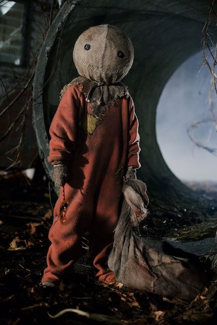 Sam Returns for More Trick 'r Treat Mayhem!