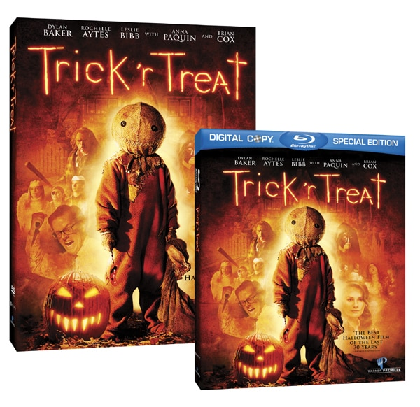 Win a Copy of Trick 'r Treat on DVD