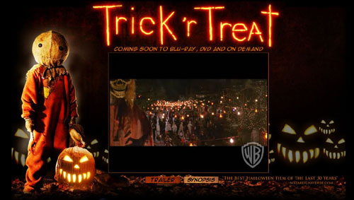 Trick 'r Treat Site Open for Visitors