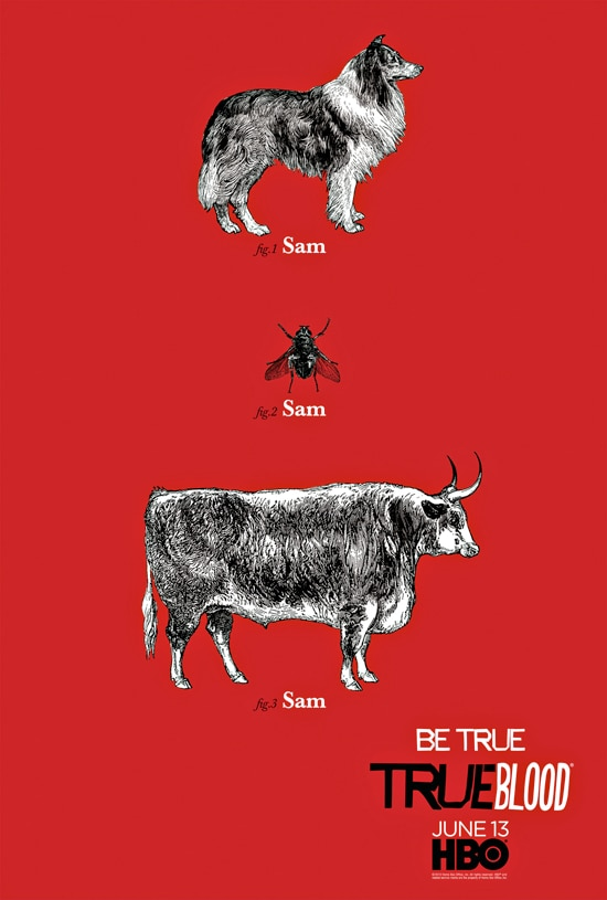New True Blood Promo Poster Reminds Us to Be True