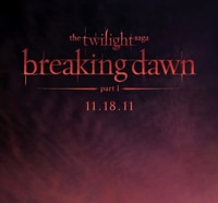 Elongated French One-Sheet - The Twilight Saga: Breaking Dawn - Part 1 (click for larger image)