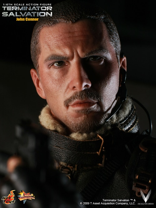 Hot Toys' Terminator: Salvation 1/6th Scale John Connor