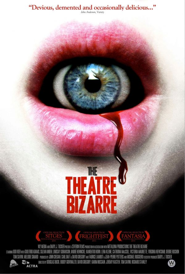 Is The Theatre Bizarre Playing by You? Find out Now!