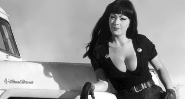 Rest in Peace: Tura Satana